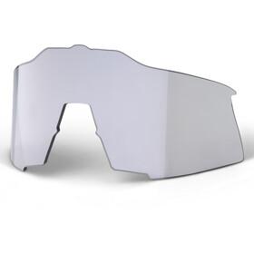 100% Speedcraft Reserve Lens Lang, hiper silver mirror